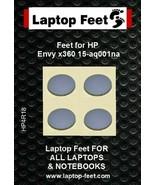 Laptop rubber feet forHP ENVY X360 15-a 15 compatible set (4 pc self adh... - $9.91