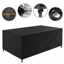 92x 58x 28 inch Patio Furniture Cover Water Resistant Durable Outdoor Ta... - $22.51