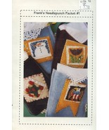 Frank's Needlepunch Packet #1 Mosey 'n Me Punchneedle Embroidery Pattern... - $4.47