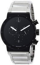 Movado Men's 0606800 Synergy Chronograph Stainless Steel Watch - $2,202.47