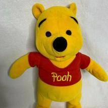 "Winnie the Pooh Stuffed Plush Disney Mattel 12"" Teddy Bear Kids Toy Games Collec - $19.80"