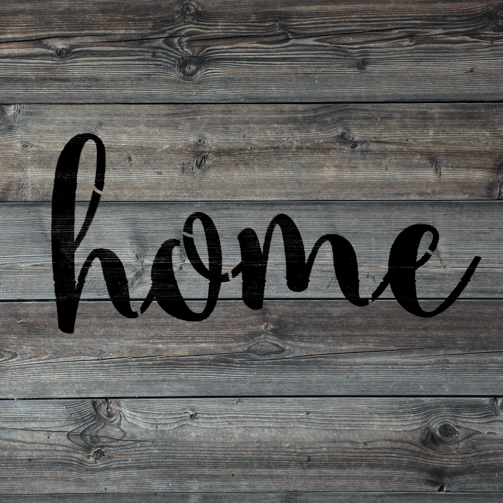 Home Stencil - Durable & Reusable Mylar Stencils