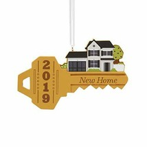 Hallmark New Home Key Dated 2019 Tree Trimmer Ornament - $23.95
