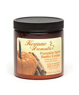 Keyano Aromatics Pumpkin Spice Butter Cream  8 oz - $28.00