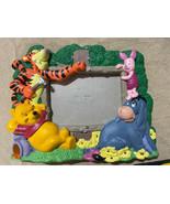 "Pooh & Friends Photo Frame 3.5"" x 4.5"" - $15.00"