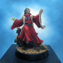 Painted Alkemy Miniature Deacon Leodegarius - $47.63