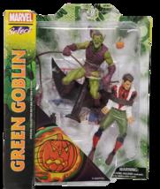 NEW SEALED Marvel Select Spiderman vs Green Goblin Action Figure Set - $49.49