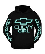Mint Chevy Girl Hoodie Sweatshirt - $39.99