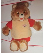 Vintage 1985 WOW Worlds of Wonder TEDDY RUXPIN talking bear, NOT working - $29.99