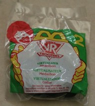Vintage VR Troopers Virtualizer 1995 McDonald's Happy Meal Toy Sealed NOS - $3.95