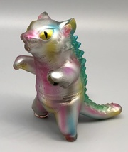 Max Toy Reverse Painted Limited Silver Negora image 2