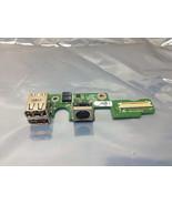 Dell Latitude D505 Dual USB and S-Video Board DA0DM1PI8D3 - $5.93