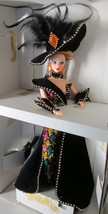 Bob Mackie Masquerade Barbie Doll Signed LE 1993 NRFB red head - $219.97