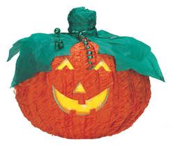 Pumpkin Pinata - Halloween Party Supplies - $13.69