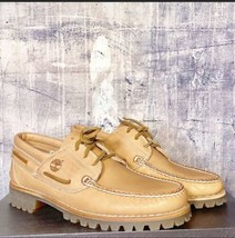 Men's Shoe TIMBERLAND 3 EYE HANDSEWN LUG SHOES NDE TB0A1GD2 Size 10M - $143.55