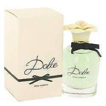 Dolce Perfume  By Dolce & Gabbana for Women 1.6 oz Eau De Parfum Spray - $59.95
