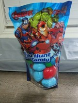 Frankford Candy Company Avengers Embossed Plastic Candy Egg Bag,  2.82oz. NEW - $14.73
