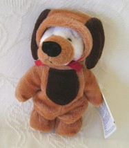 Small Teddy Bear - Paws, Ganz Wee Bear Village, New, Cute! - $15.00