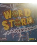 Word Storm Spelling Word Board Game Educational Insights Problem Solving - $23.36