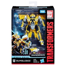Hasbro Transformers Studio Series 01 Deluxe Class Bumblebee Camaro Actio... - $28.99
