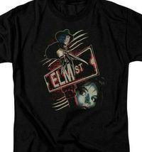 A Nightmare On Elm Street t-shirt Freddy Krueger Elm Street graphic tee WBM730 image 3
