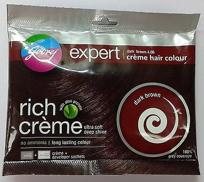 Godrej Expert  Creme Hair Colour  Choose from 5 Colors  20 GM + 20 ML image 3