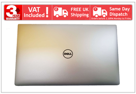 Dell XPS 15 9560 9550 5510 M5510 LCD Back Cover Silver Top lid 0J83X5 J83X5 - $94.77