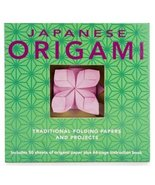 Japanese Origami Traditional Folding Paper and Project Kit - $10.89