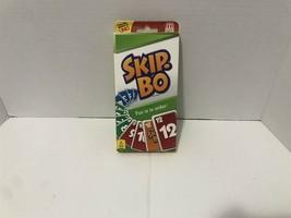 Mattel 42050 Skip-Bo Card Game - 2 to 6 Players - $7.84