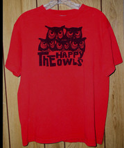 The Happy Owls Vintage T Shirt Syndrome Label Halloween Costume - $84.99