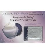 AVON ANEW Platinum Day Sample pack of 5 ~ Day Cream Broad Spectrum SPF 25 - $8.17