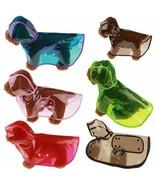 Dog Raincoat Transparent Clothes Rain Coat Pet Dog Clothes Raincoat Wate... - $6.79+