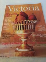 Victoria Magazine November 2001 Grandmas Estate (Mia) - $8.91