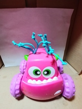 Fisher-Price Press 'n Go Monster Truck, Pink  - $10.00