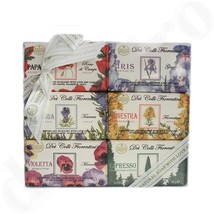 Dei Colli Fiorentini Soap Gift Set of 6 psc by Nesti Dante Made in Italy - $42.99