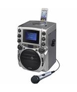 Karaoke USA CDG Karaoke Machine with 4.3 Color TFT Screen with Bluetooth... - $84.15