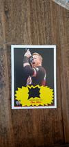 2012 Topps Wwe Wwf Patrimonio Autentico Camicia RELIC Scheda Il Miz Mike... - $16.99