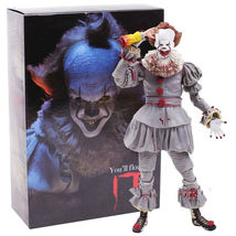 """7"""" NECA New Toys IT Ultimate Pennywise Clown Best Action Figure Movie Doll 2017 - $33.99"""