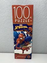 MARVEL 100 PIECE PUZZLE of Spider Man - $5.95