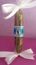 Archangel Gabriel candle. Invoke, ideas, prayer, creation, guide, clearing - $16.99