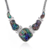 Abalone Shell Chokers Necklaces - $25.09