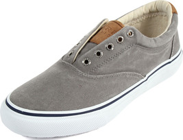 SZ Canvas 7M 1048073 Sider Shoes Striper Top Mens Sperry 07BwHq8