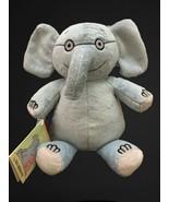 Yottoy Mo Willems Gerald plush The Elephant and Piggie Adventures ELEPHA... - $19.79