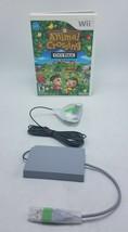 Animal Crossing: City Folk Wii Speak Pack W / Microphone (Nintendo Wii, 2008) - $74.82