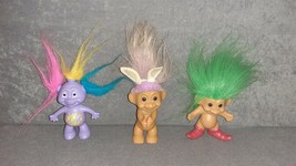 Troll Doll: Lot of 3 - $12.00