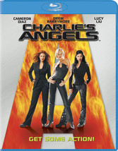 Charlies Angels 2000 (Blu-ray/Ws 2.40 A/Dd 5.1/Eng-Sub/Fr-Sp-Po-Bot)