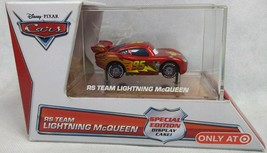 Disney Cars RS Team Lightning McQueen Special Edition Display Target Exclusive - $10.84