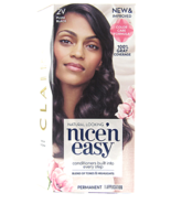 Clairol Nice n Easy 2V Plum Black Permanent Hair Color  2 Pack - $13.34