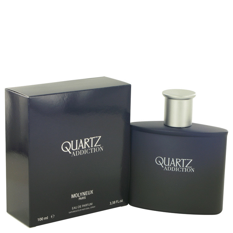Primary image for Quartz Addiction by Molyneux Eau De Parfum  3.4 oz, Men