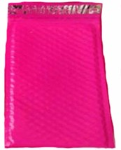 50 6x9 PINK Poly Bubble Mailer Envelope Shipping Wrap Air Mailing Bags 6x10 - $16.89